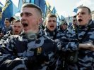 Националисты пытаются дорваться до линии фронта в Донбассе