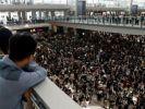 Свыше 70 человек в масках задержаны в Гонконге