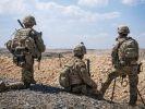 США начнут вывод примерно тысячи американских военных с севера Сирии