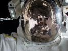 Женщины-астронавты успешно вернулись на борт МКС