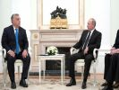 Peskov Didn't Rule out That Putin in Hungary Could Discuss Problems in Ukraine