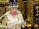 Королева Великобритании согласилась с проведением досрочных выборов