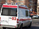 Машина на автозапуске сбила женщину с ребёнком в Омске