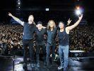 Metallica направила 100 тысяч долларов в помощь пострадавшим от пожаров в Калифорнии