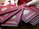 Стало известно число жителей Донбасса, которые получили российские паспорта
