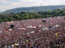 Участники митинга в Праге выдвинули свои требования премьеру
