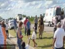 Bus with Russian tourists rolled over in Dominican Republic