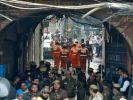 В пожаре на фабрике в Дели погибло 43 человека