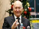 Former Moscow Mayor Yuri Luzhkov Dies