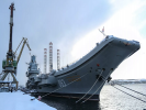Число пострадавших при пожаре на «Адмирале Кузнецове» возросло до 12