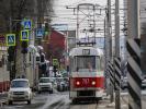 В Самаре загорелся трамвай с пассажирами