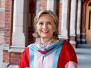 Hillary Clinton Became a Chancellor of Queen's University Belfast