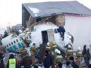 Kazakhstan Authorities Name the Main Version of Crash of Bek Air Plane