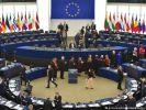 Мужчина поджёг себя у здания Европарламента в Страсбурге