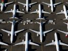 Boeing Suspended Assembly of 737 MAX Aircrafts