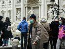 На севере Италии закрыли общественные места из-за коронавируса