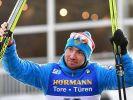 Логинов принял решение не участвовать в последней гонке чемпионата мира по биатлону