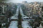 В Алеппо военные из РФ доставили в школу канцтовары и одежду