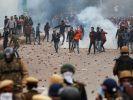Число жертв беспорядков в Нью-Дели возросло до 18