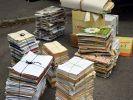 Россияне смогут принять участие в межрегиональной акции по переработке бумаги