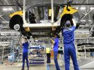 Toyota's Production in February Fell by 13.8%