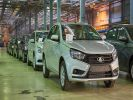 AvtoVAZ Will Suspend Car Production