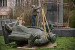 Прага пожаловалась на Россию в Еврокомиссию из-за сноса памятника Коневу
