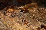 45 шахтеров погибли при оползнях в Либерии