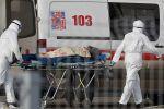 В Москве скончался ещё 71 пациент с коронавирусом