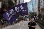 Министры иностранных дел Японии и Великобритании выразили озабоченность ситуацией вокруг Гонконга