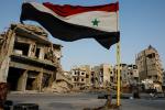 Сирийские войска отразили воздушную атаку в провинции Хама