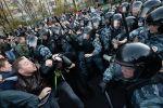 Социологи рассказали о возможных беспорядках в России