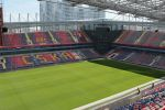 Стадион ЦСКА в Москве сдал в аренду «Почте России» помещения под офисы