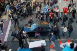 An Unknown Crashed into a Crowd of Protesters in Seattle