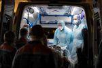 Количество смертей от коронавируса в России превысило 10 тысяч