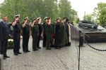 В Санкт-Петербурге открыли мемориальный комплекс в память о погибших на подводной лодке АС-31