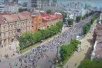 В Хабаровске прошёл стихийный митинг против ареста губернатора Фургала