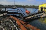 На Таймыре на предприятии «Норникеля» произошла утечка 20 тонн авиатоплива