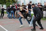 В Белоруссии начались протесты после отстранения ряда кандидатов от выборов