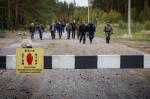 Эстония начала строительные работы для укрепления границы с Россией