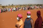 В Африке коронавирусом заболели уже более миллиона человек