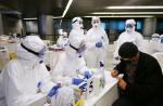 Число жертв коронавируса в России достигло почти 15 тысяч человек