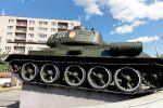 Танк в Нижнем Новгороде задымился из-за мусора