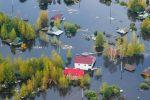 Количество пострадавших от подтопления населенных пунктов в Хабаровском крае продолжает расти
