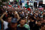 В Болгарии трое полицейских пострадали при столкновениях с протестующими