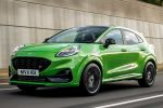 Автопроизводитель Ford представил новинку кроссовер Puma ST