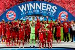Bayern Munich Won the UEFA Super Cup