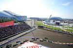 The First Accident Happened at Formula 1 Stage in Sochi