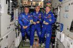 Экипаж МКС вновь закроется в российской части чтобы найти место утечки воздуха