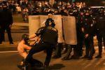 Московский фестиваль в поддержку белорусских протестов отменён